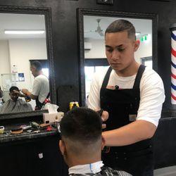 Lipz the barber - The Renegade Barbershop