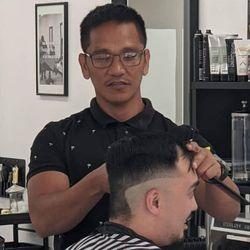 Samuel Mislang - Captain Barber