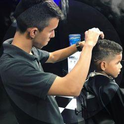 Gabriel André Ferreira - NS Barbershop