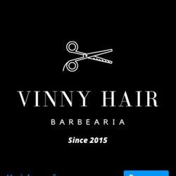 Vinicius Aparecido De Sousa Cândido - Vinny Hair Barbearia