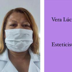 VERA LUCIA SANTANA - LA BELLE STUDIO DE BELEZA