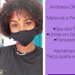 ANDRESAA OLIVEIRA - LA BELLE STUDIO DE BELEZA