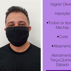 VAGNER COSTA DE OLIVEIRA - LA BELLE STUDIO DE BELEZA
