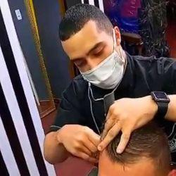 Caio Luiz Moreira dos Santos - Master Cut Barbearia