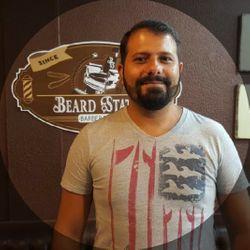 Leandro Mansano Nascimento - Beard Station Barber Shop