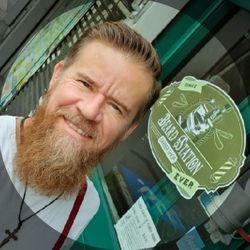Valter Lipske - Beard Station Barber Shop