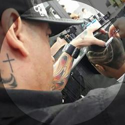 EDNALDO BARBOSA DE CAMARGO - Blackout Barber Shop