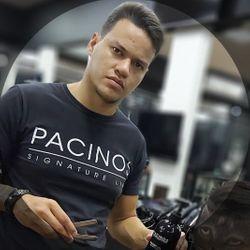 Vitor Costa - Blackout Barber Shop
