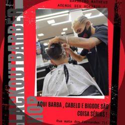 Matheus Tchola - Blackout Barber Shop