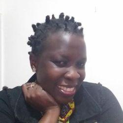 Jéssica Ebaku - The Black White Hair 1
