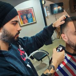 Leo Carvalho - Old Family Barbershop