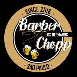 BarberChopp Los Hermanos, Rua Doutor Renato Locchi, 149 - Parque Novo Santo Amaro, 149, 05874-080, São Paulo