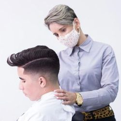 Jessyca - Mustache Barbearia
