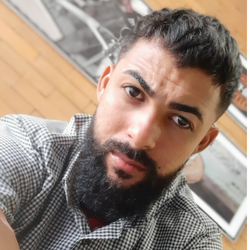 Anderson Silva - Barbuto Barbearia - Unidade Gruta