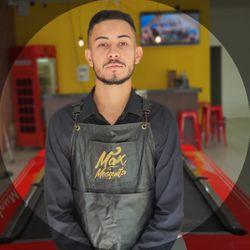 Pedro - Max Mesquita barbearia 2