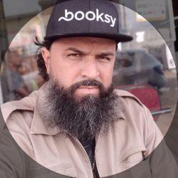 Adriano KASHA BARBER - Barbearia Mie Barber (Unidade Piraporinha)