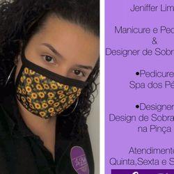 JENIFFER LIMA BRUNO DOS SANTOS - LA BELLE STUDIO DE BELEZA