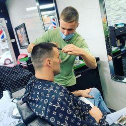 Thomas Chabot - All star barbershop