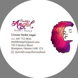 Preddy's angel Hair & Beauty Supply, 182 Clarence St, L6W 1T3, Brampton