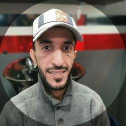 Hamid - Straight 8 Barbers - SAHALI