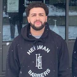 Ali - Heisman Barbershop Richmond