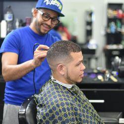 Camaron - Better Than Fresh Barbershop