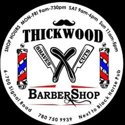 Thickwood Barber Shop By The Black Horse Pub, 700 signal road, T9H 4V8, Fort McMurray