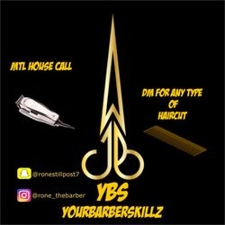 Rone_Cutz  (myspot barbershop), 5838 boul léger, H1G 1K6, Montréal