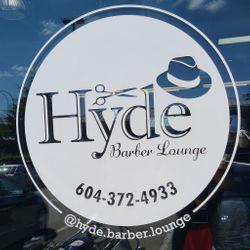 Hyde Barber Lounge, 15335 56 Ave, V3S 0X9, Surrey