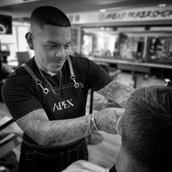 Sebastian - Apex Barbershop