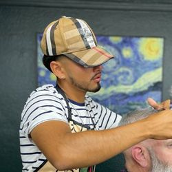Alex Intern - Blackbeard Company Barbershop