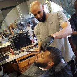 David Warren,  Platinum Cuts Barbershop, 233 s La Brea, Inglewood CA 90301, Inglewood, 90301