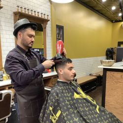 David - HK Best Barbers