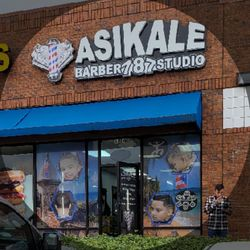 Asikale 787 Barber Studio, Trinity Blvd, 14150, 104, Fort Worth, 76155