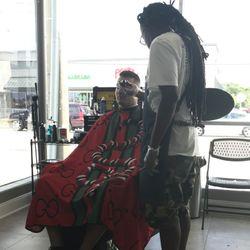 Lew Sanders - Shop 25Eighh Barbershop