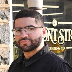 Christian Ortega - Dupont St Barbering Co.