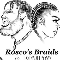 Rosco's Braids and Beauty, 9601 shalimar ct, Tampa, 33615