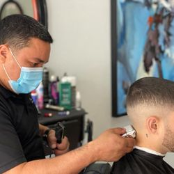 Ricardo - New Concept Barbershop and Art Gallery