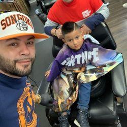 Danilo Barber @ Shear Junkies, 8355 S John Young Pkwy, Orlando, FL 32819, Orlando, FL, 32819