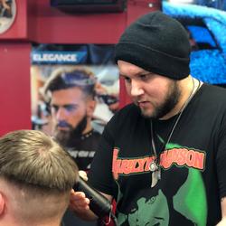 Spencer - Fresh Cutz Barbershop