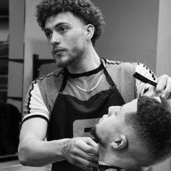 Dylon Frazier - Fresh Cutz Barbershop