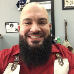 Luis Hernandez - Men's Groom Room