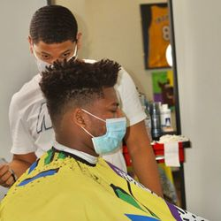 Isaac Best - Linked Up Barbering