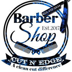 Cut N Edge Barbershop, 23 Plaistow Rd, #2, Plaistow, NH, 03865