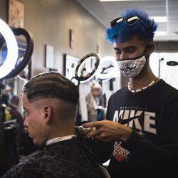 Rafii The Barber - Hammer & Co. Barbershop