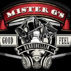 Mister G's Barbercillin, 1367 West Owens, Las Vegas, 89106