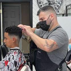 Eddie - 3rd Avenue Barber Shop