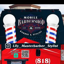 Mobile Barbershop By Lily MasterBarber, HOUSE SERVICE AVAILABLE  BARBER & BEAUTY, 20800 Vintage Street, Chatsworth, Chatsworth 91311
