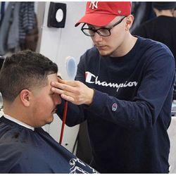Isaiah Martinez - Royalty Barbershop