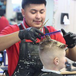 Edgar ramirez - Royalty Barbershop